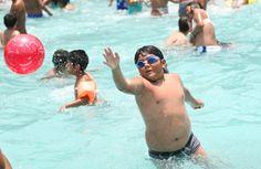 Mala alimentación, más poco ejercicio: un niño obeso