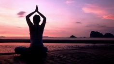 Feeling tense? Practicing yoga can be a natural stress reliever, lowering symptoms of anxiety and depression.