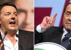 L'inscalfibile asse tra Renzi e Berlusconi: Tedesco, voto e promesse sul dopo