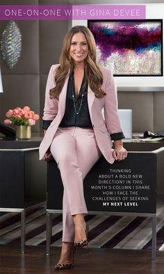 How to stay on top of your game while going big. http://www.divineliving.com/magazine/one-on-one-with-gina-august-w2/