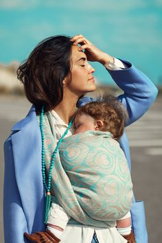 18 Best Newborn Carriers Images In 2017 Woven Wrap Baby Slings