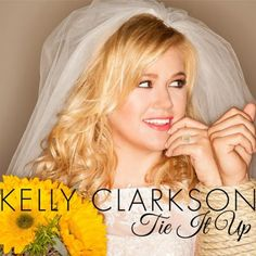 Kelly Clarkson: 'Tie It Up' Cover Art for New Single!: Photo Check out Kelly Clarkson wearing a wedding veil for the cover art of her new single Country Wedding Songs, Wedding Music, Country Music, Country Singers, American Idol, Kelly Clarkson Wedding, Celebrity Weddings, Celebrity News, Celebrity Rings