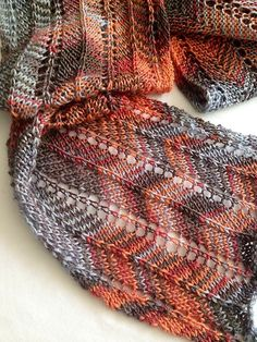 Project Gallery for Favorite Scarf Ever pattern by Lisa Bruce