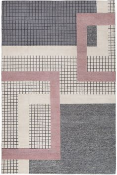 A City-Inspired Rug Collection by Sebastian Herkner for The Rug Company - Design Milk