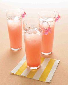 Martha Stewart's Pink Elephant Signature Cocktail