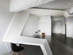 Nakwon – «крылатая» квартира для художника