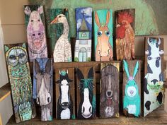 Barn wood art  on Etsy, $65.00