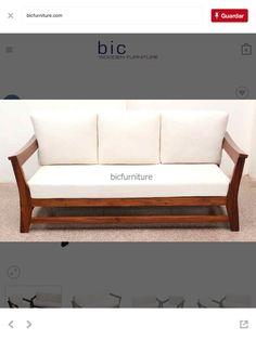 diy outside furniture Wooden Sofa Designs, Wooden Sofa Set Designs, Wooden Sofa, Sofa Design, Kitchen Room Design, Sofa Set, Patio Furniture Layout, Diy Sofa, Furniture Design