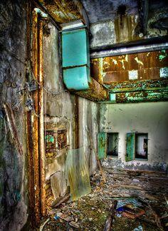 Pripyat - Ukraine