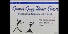 12. Suggestive Dancers: Considering this is an advertisement for 'Junior Jazz Dance Classes' we're not sure that the people printing the advert realised how suggestive the two 'dancers' in this image are. For those not seeing it yet, just imagine the space between the dancers is a torso, and their heads are… well, we're sure you can figure out the rest. | www.eklectica.in