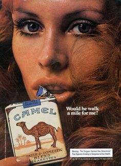 Camel's 1974