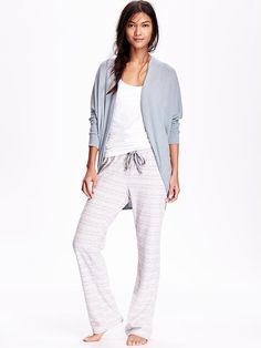 Women's Open-Front Cocoon Cardigan Product Image