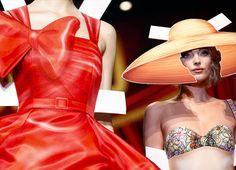 Moschino Spring/ Summer 2017 Collection - Milan Fashion Week