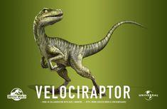 ArtStation - Jurassic World Velociraptors, luis carrasco