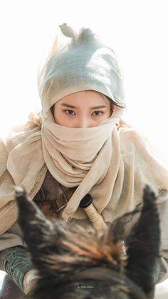 Korean Drama Movies, Korean Dramas, Stunning Wallpapers, Bts Funny Videos, Warrior Girl, Iu Fashion, Korean Star, Drama Korea, Korean Celebrities
