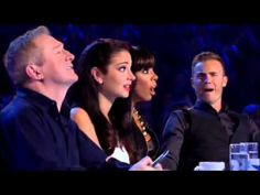 "The Judges Thought She Was A Joke.. Then The Music Started And She SHOCKED Them All! WOW. ""One Moment in Time"""