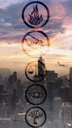 divergent factions wallpaper - Google Search                                                                                                                                                      More