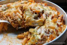 Desde LA COCINA DE MASITO nos animan a darnos el capricho de la semana con este espectacular plato de macarrones con carne y bechamel.