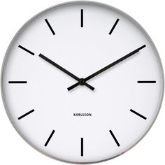 Karlsson Classic Station Wanduhr, LOVINHOME. Modern DesignWall ClocksContemporary  Design
