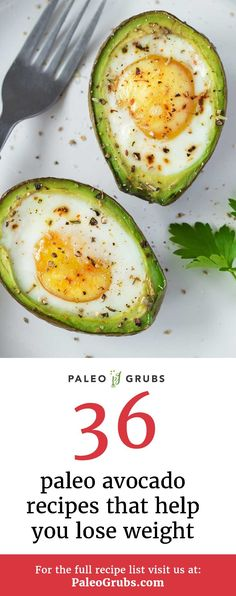 Home Made Doggy Foodstuff FAQ's And Ideas 36 Paleo Avocado Recipes That Help You Lose Weight Avocado Recipes, Healthy Dinner Recipes, Healthy Snacks, Vegetarian Recipes, Easy Recipes, Healthy Eating, Paleo Grubs, Avocado Health Benefits, Slimming Recipes