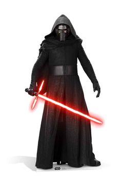 8 Star Wars The Force Awakens Lifesize Cardboard Cutouts Standees Standups Ideas Force Awakens Star Wars Awakens