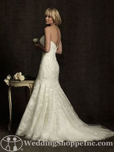 Allure Bridal Gown 8913