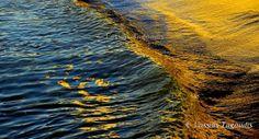 ''Golden blue sea 1'' - © Vassilis Tagoudis
