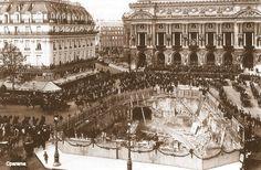When They Dug up Paris Belle Epoque, Hidden Places, Places To Go, Old Pictures, Old Photos, Paris France, Paris Paris, Paris Metro, French History