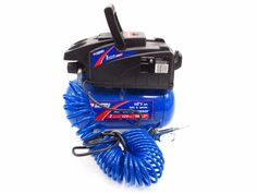 Use This Campbell Hausfeld Air Compressor To Run Some Tools