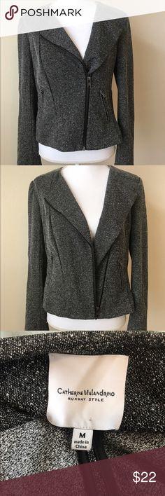 Catherine Malandrino runway blazer jacket Size medium. Like new Catherine Malandrino Jackets & Coats Blazers