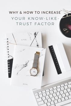 "I'm sure you're familiar with the term, know-like-trust factor, and know that you should be crushing it in order to be successful online. But a lot of online entrepreneurs think the ""know"" part is about your customer knowing you."