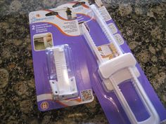 Free!  cabinet door locks, baby proof your home kits, supplies for baby proofing your home.