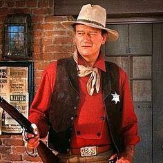 John Wayne - Rio Bravo