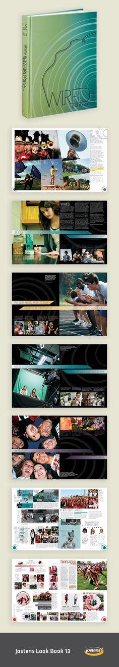 [Echo, Grand Blanc High School, Grand Blanc, MI] #Yearbook #BookLook