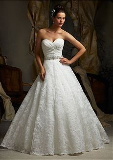 Bridal Gowns Blu by Mori Lee 5115 Bridal Gown Image 1