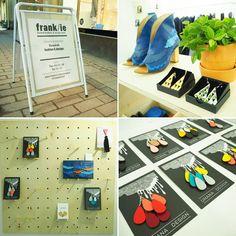Frank/ie - Finnish fashion & design. Iso Roobertinkatu 17-19, Helsinki. #frankiehelsinki #moricollective