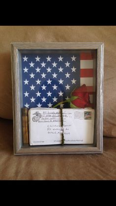 Basic training letters in shadow box. Such a cute idea. Airforce Wife, Navy Girlfriend, Military Girlfriend, Military Wife, Coast Guard Girlfriend, Air Force Girlfriend, Military Orders, Boyfriend, Navy Life