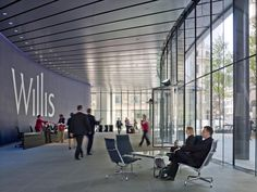 Willis HQ Foster + Partners