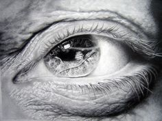 fun: The Ultimate Collection of Eye Drawings with Pencil