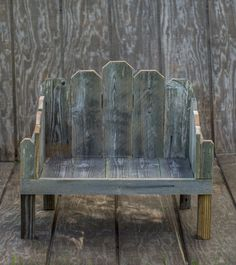 Photography Prop Bed Newborn Rustic by SweetRusticBabyProps Old Fence Wood, Old Fences, Photography Props, Newborn Photography, Outside Benches, Green Screen Backgrounds, Outdoor Projects, Pallet Projects, Pets