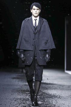 Thom Browne Menswear Fall Winter 2015 Paris