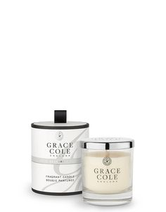 White Nectarine & Pear candle - Grace Cole