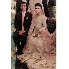 The bride and groom #MoGul #thepakistanibride