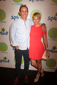 Jerry Seinfeld and his wife Jessica Seinfeld attend the 2014 Baby Buggy Bedtime Bash at the Victorian Gardens at Wollman Park in New York on June 4, 2014.Like us on Facebook?
