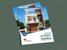 Brochure Design for Urben Real Estates - Creative Brochure Designers  in Chennai