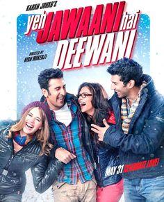 Yeh Jawaani Hai Deewani Bluray - GB On Request Bollywood Movie…