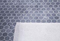 vantaa asuntomessut 2015 sisustustrendit Tulikivi hexagon kuusikulmainen laatta Home Spa, Flooring, Stone, Bathroom, Home Decor, Washroom, Rock, Decoration Home, Room Decor