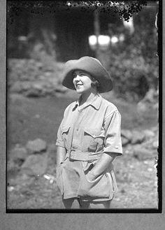 Osa Johnson 1935