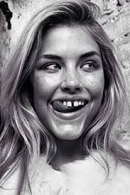 Image result for people with gap teeth