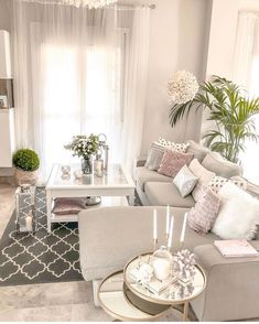 35 Classy Home Deco Styles for Your Living Room, Kitchen and Bathroom - The First-Hand Fashion News for Females Living Room Decor Cozy, Home Living Room, Apartment Living, Living Room Designs, Bedroom Decor, Classy Living Room, Living Area, Home Decor Store, Diy Home Decor